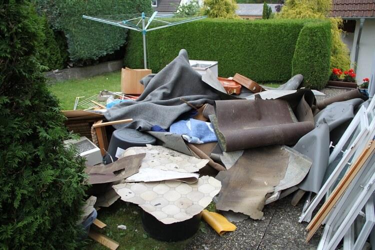 House rubbish